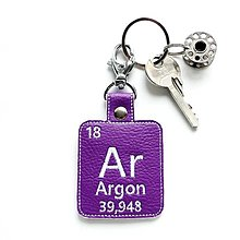 Kľúčenky - Kľúčenka prvok Ar-niet mi páru na svete - 13429888_