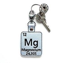 Kľúčenky - Kľúčenka prvok Mg-nebuď v kŕči - 13429893_
