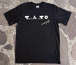 Tričká - tričko pre unaveného ocka - 13427844_
