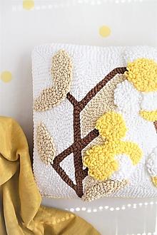 Úžitkový textil - -Dekoračný vankúšik- - 13428325_