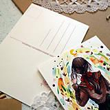 Papiernictvo - Zemitá/ pohľadnica - 13431430_
