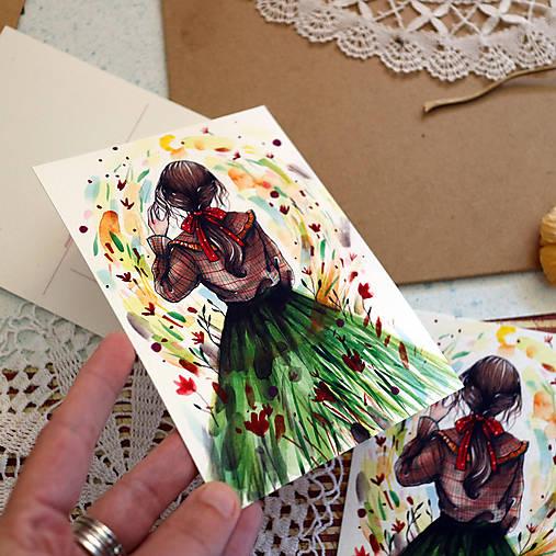 Zemitá/ pohľadnica