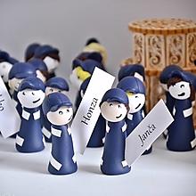 Darčeky pre svadobčanov - Hasiči - darčeky pre svadobčanov/menovky - 13431441_