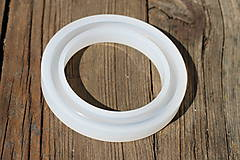 Pomôcky/Nástroje - Silikónová forma na výrobu tenkého náramku z epoxidovej živice - 13430716_