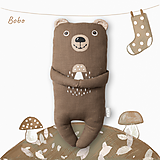 Hračky - Veľký macko Bobo - 13432798_