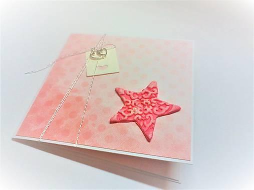 Pohľadnica ... hviezdička moja