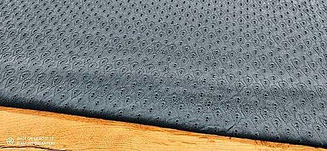 Textil - Madeira - cena za 10 centimetrov (Šedá) - 13433587_