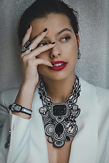 Prstene - Šujtášový prsteň Marlene - 13435785_