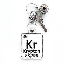 Kľúčenky - Kľúčenka prvok Kr-lietam v oblakoch - 13434832_