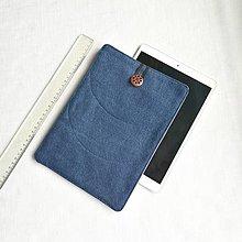 """Doplnky - Puzdro Denim na 10,5"""" iPad, tablet - 13434105_"""