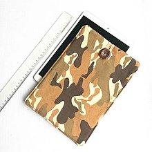 """Tašky - Puzdro Camo púšť na 10,5"""" iPad, tablet - 13434216_"""