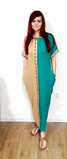 Šaty - Marocká hviezda - 13435624_