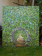 Obrazy - Cesta duchovného poznania - 13435136_