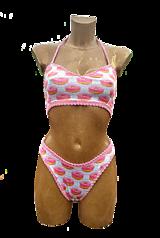 Bielizeň/Plavky - Plavky donut - 13438271_