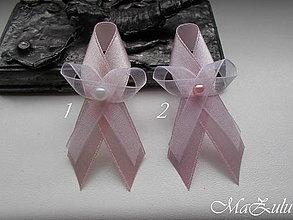 Pierka - svadobné pierka v ružovom - 13438884_