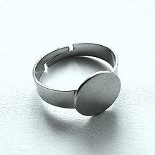 Komponenty - CHO-Prsteň s plôškou - 13440326_