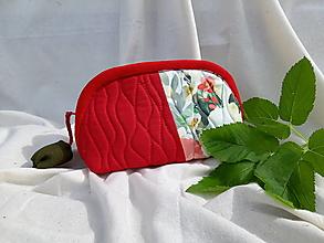 Taštičky - Taštička cervena - 13438926_