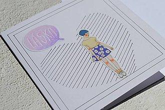Papiernictvo - Pohľadnica - Love - 13440809_
