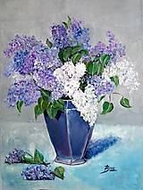 Obrazy - Vôňa orgovánu - 13443855_