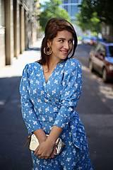 Šaty - ŠATY DOLCE VITA MADEIRA LIGHT BLUE - 13443640_