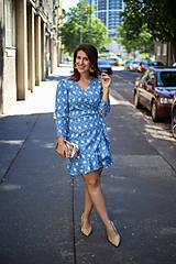 Šaty - ŠATY DOLCE VITA MADEIRA LIGHT BLUE - 13443641_