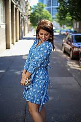 Šaty - ŠATY DOLCE VITA MADEIRA LIGHT BLUE - 13443643_