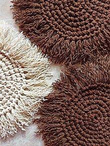 Úžitkový textil - Podšálka/podložka pod pohár - 13443048_