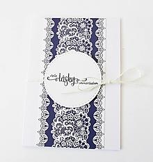 Papiernictvo - pohľadnica svadobná - 13445629_