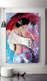 Obrazy - Spanish girl_60x90cm - 13447037_