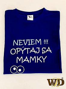 Tričká - Vtipné tričko - 13446227_