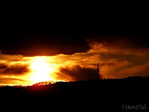 Fotografie - Západ slnka III - 13446992_