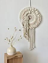 Dekorácie - Závesná dekorácia (no.4) - 13449603_