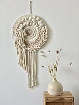 Dekorácie - Závesná dekorácia (no.4) - 13449604_