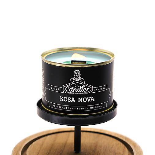 Sójová sviečka Kosa nova, 140 g