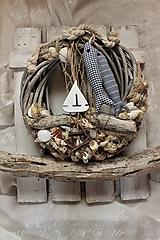 Dekorácie - Námornícky venček II - 13451659_