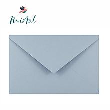 Papier - Obálka holubia modrá C6 - 13454009_