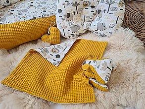 Textil - Mojkáčik s dečkou  - hroch - 13455505_