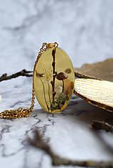 Náhrdelníky - Náhrdelník Lesná nálada 3053 A CHO - 13454911_
