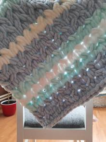 Textil - Detská deka - 13456669_