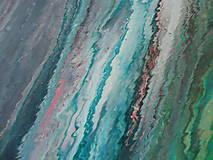 Obrazy - Čo skrývajú hory 70x40-EPOX - 13457079_