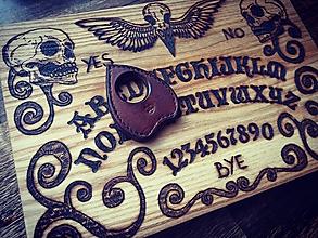 Pomôcky - Ouija denko - 13457009_
