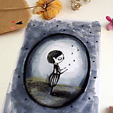 Kresby - Malý príď/ print - 13458612_