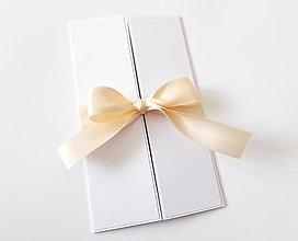 Papiernictvo - pohľadnica svadobná - 13458484_