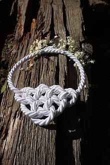 Náhrdelníky - Uzlový náhrdelník - 13459612_