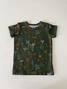 Detské oblečenie - Tričko krátky rukáv - 13461522_