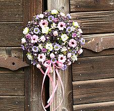 Dekorácie - Venček na dvere - 13462457_