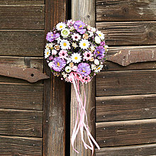 Dekorácie - Venček na dvere - 13462568_