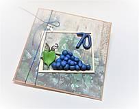 Papiernictvo - Pohľadnica ... na zdravie pripime si  - 13464351_