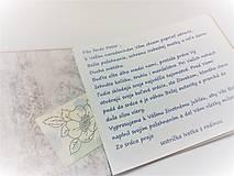 Papiernictvo - Pohľadnica ... na zdravie pripime si  - 13464353_