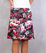 Sukne - Sukně z krásné rifloviny vz.763 - 13463424_